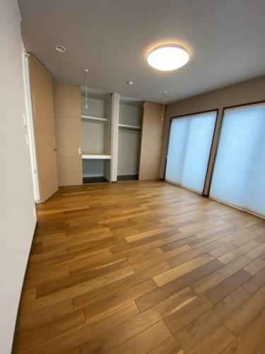 2階寝室収納